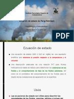 Presentación Ecuaciones de Estado. Diana Paola Gomez Lara