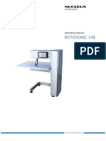 Rotosonic V4E Manual