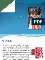 EL SURIMI.ppt