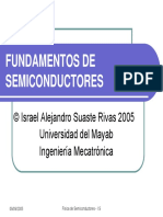 Fundamentos semiconductores