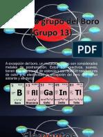 presentacion quimica Térreos