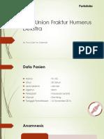 Non Union Fracture