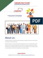 Standard Healthcare Profile