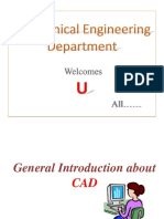 CAD General Introduction 1