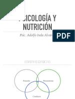 Psicologia y nutrición