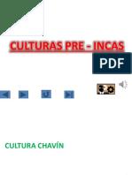 Cultura preinca peruano