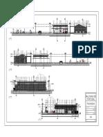 Proyecto1 Inicial - Plano - A4 - FACHADAS
