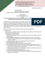 PP IAKMI - Surat Edaran Syarat Pengurusan STR AKM Pratama via KTKI.pdf