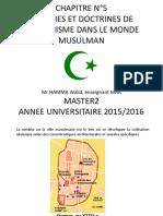 5-Theories Et Doctrines de L_urbanisme Dans Le Monde Musulman
