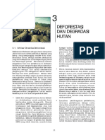 Deforestasi Dan Degradasi