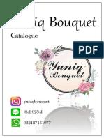 New Catalogue Online Yuniq Bouquet