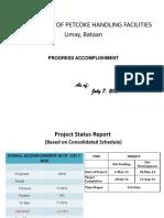 Petcoke as of July 7, 2015