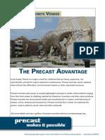 Precast Concrete Veneer Brochure