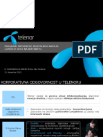 4. Plenum, Matijevic, Telenor, Programi Prevencije Digitalnog Nasilja