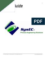 SysEC User Guide