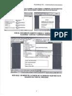 Guía sobre combinación documentos Word