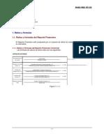 SAFIC fórmulas