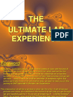 Ultimate Lab Experience.ppt