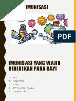 PPT Imunisasi