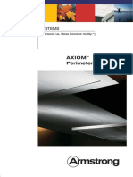 Axiom Perimeter Trim