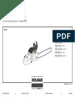 Dolmar Parts Kat