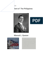 President Of The Philippines.docx