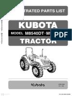 Kubota_M9540 - Part Book.pdf