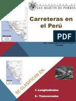Redes Viales en Peru Mgg