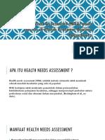 23230_Health Need Assesment (HNA) Pada Pasien(1)