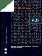 08 | Documenti del Festival dell'Architettura 2007-08 | PUBBLICO PAESAGGIO | 4 | Italy | Festival dell'Architettura di Parma | Ecoboulevard