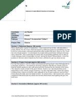chance proposal form