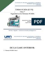 07 Sistemas SCADA - Seguridad en SCADAS