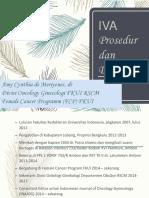 Prosedur Dan Diagnosis IVA Amy