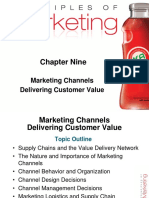 258224841 Kotler Chapter 9 Marketing Channels Ppt