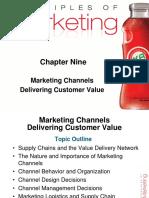 258224841 Kotler Chapter 9 Marketing Channels Ppt