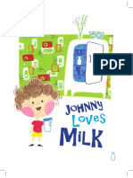 Johnny Loves Milk-16-Page PDF