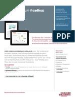 M00186 CC Sheet Finance
