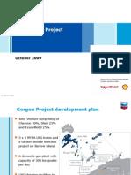 Chevron Australia Project Overview_ppt