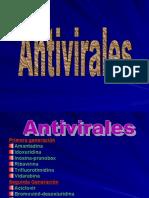 Ativirales, Antifúngicos y Antiparasitarios