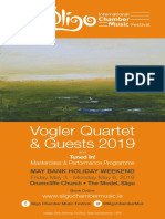 Sligo International Chamber Music Festival 2019