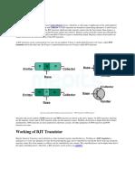 BJT Transistor.docx