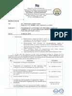 Calendar of Activities FO1 Recruitement Cy2019 20March2019