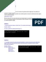 6) Istruzione printf e Specificatori di Formato.docx