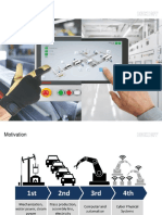 Industrie 4.0 in Manufacturing