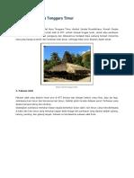 Kebudayaan Nusa Tenggara Timu1.docx