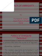 Fallacy on Ambiguity Adddq