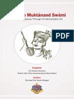 Sadguru Muktanand Swami's Life