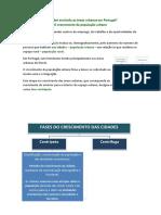 Como Têm Evoluído as Áreas Urbanas Em Portugal.docx11111