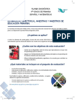 Carta Planea Diagnostica