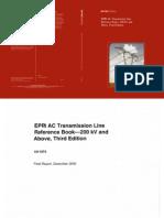 AC Transmission Line Reference Book - 200 kV and Above EPRI 2005.pdf